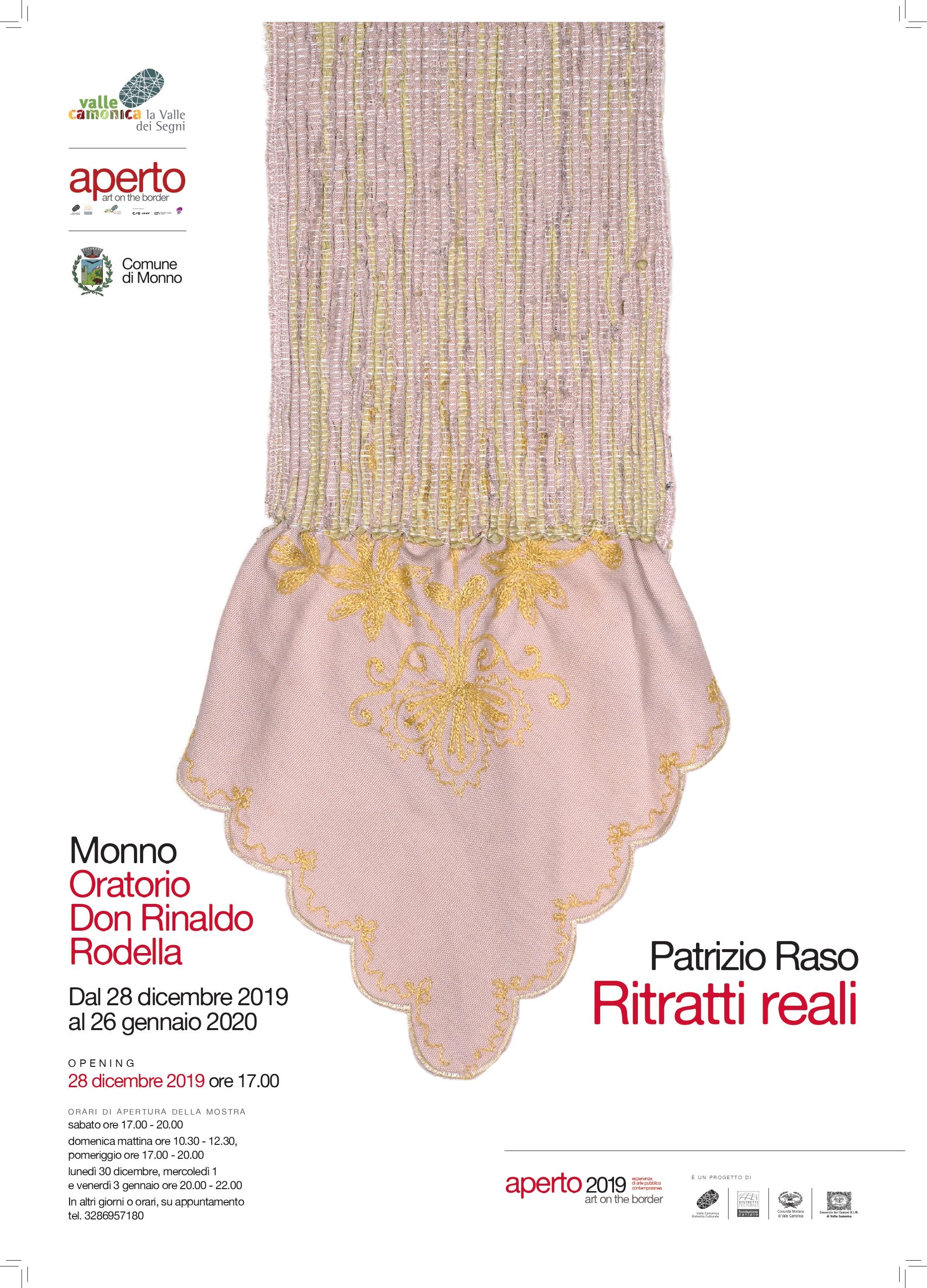 patrizio raso, 2019, ritratti reali, mondo, valcamonica, valle camonica, distretto culturale